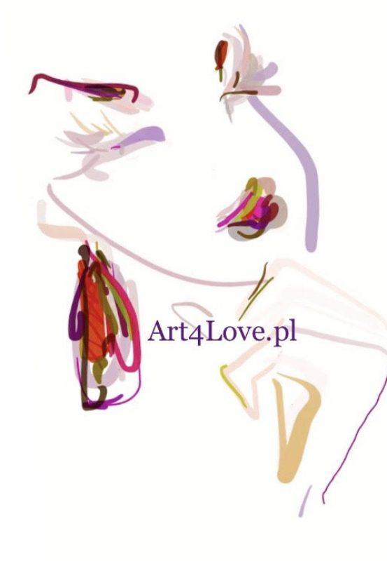 nr 75 (5) Obrazy na sprzedaż, art4love.pl, oryginalne obrazy od artysty, computer art, genuine art, affordable art, new media art, NFT, młoda sztuka, digital art, poker face, woman